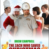 The Zach Who Saved Christmas